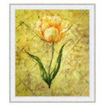 『白い花』 F12号(50x60cm)