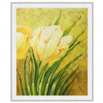 『黄色い花』 F12号(50x60cm)