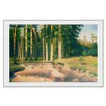 『森のやすらぎ』 M30号(60x90cm)